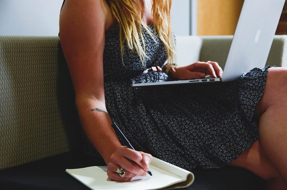 créer blog professionnel business en ligne femme entrepreneuse