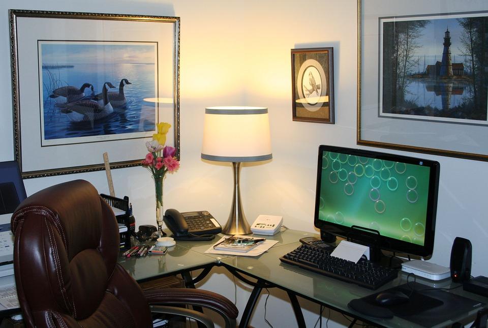 Travailler à la maison et être productive