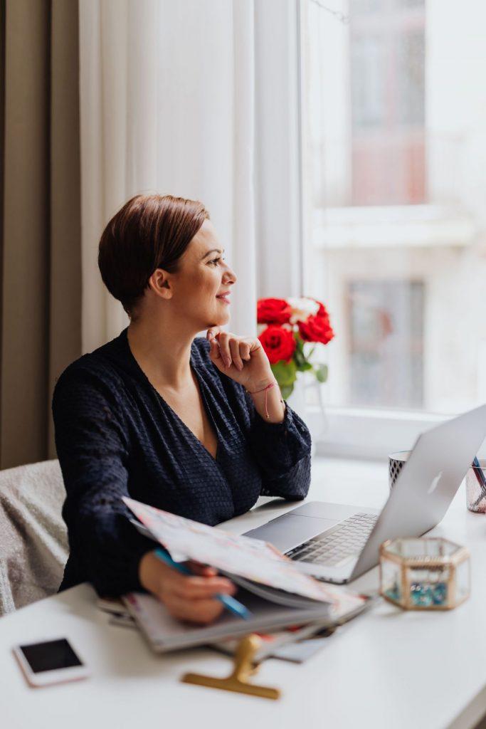 Formation gratuite créer un blog pro et le monétiser - maman-freelance