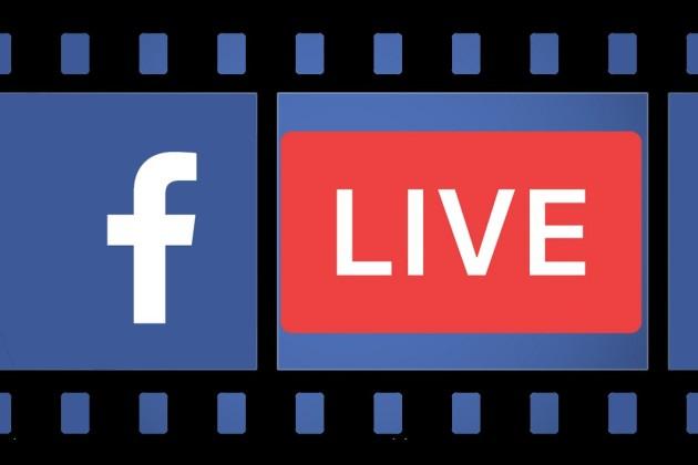 Facebook live ou YouTube live?